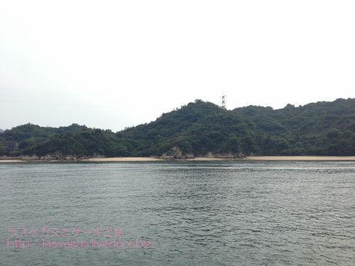 憧れのうさぎ島