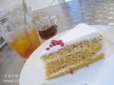 豆乳ホイップケーキ!