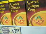 キャロットジンジャースープ