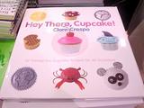 カップケーキのレシピ本