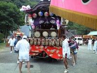 神輿 山車 祭り