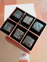 塩チョコクッキー