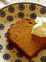 coboキャラメルケーキ