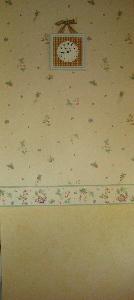 キッチンの壁紙1