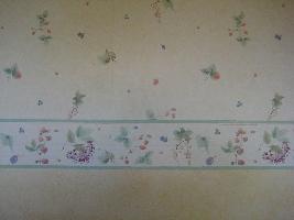キッチンの壁紙2