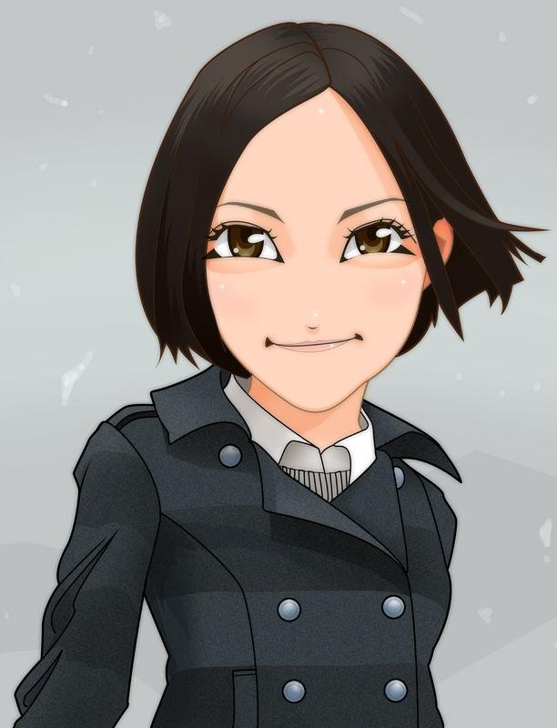 最新のヘアスタイル perfume のっち 髪型   のっち」、髪型: