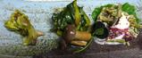 山菜三種盛り