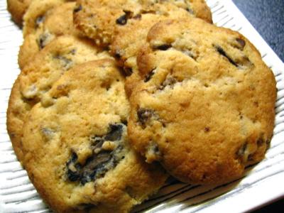 きのこのアイスボックスクッキー
