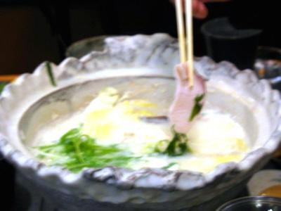 ぶりしゃぶ鍋2