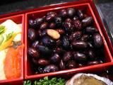黒豆のハチミツ煮