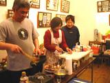きのこ料理教室3