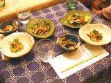 きのこ料理の夕べ
