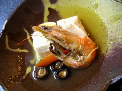 高野豆腐の中華煮込み