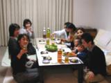出張料理・・2月9日送別会