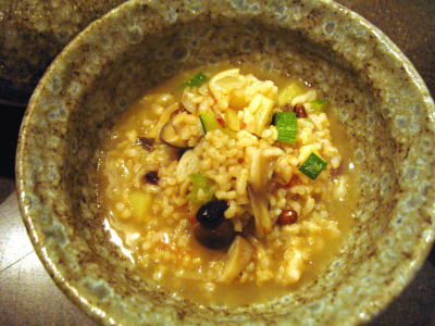 十穀米リゾット