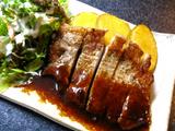 アグー豚ステーキ