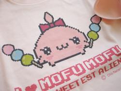 桃ちゃんTシャツ