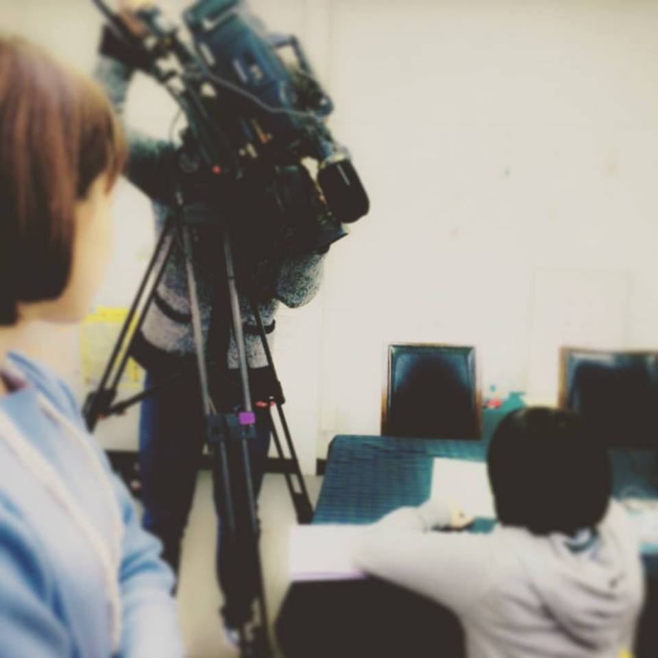 NHK「ニュース630  京いちにち」の中で大山崎ツム・グ・ハグ紹介されます♪