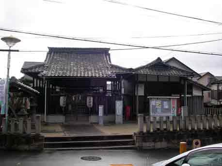 関大明神社と安徳天皇