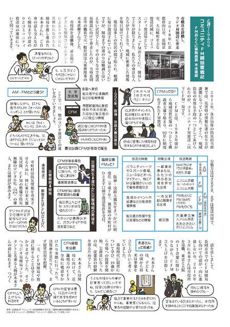 コミュニティFM開設奮戦記