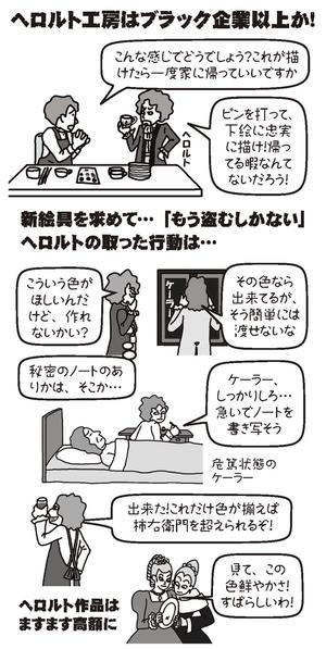 カオリンと錬金術師とシノワズリ 第11話