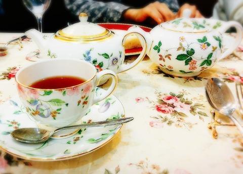 ㊗おいしい紅茶の店認定!『Thea・de・ミュ沙』さん、おめでとう!!!
