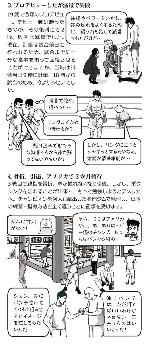 ボクシングジム②