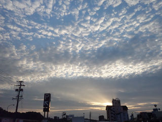 「いつか見た夕陽(そら)」撮影ツアー