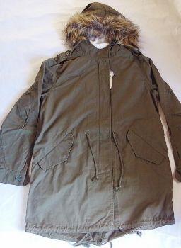 2015無印婦人服福袋のコート