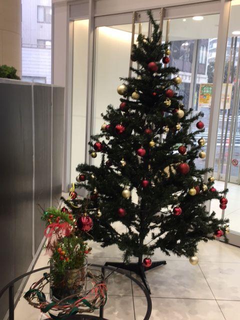 クリスマスツリー�