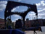 ソルシエの舞台セット
