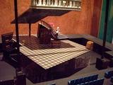 夜会の舞台模型5