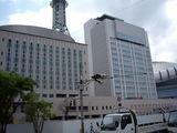 大阪市西消防局南面写真