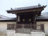 四天王寺の猫の門