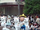 パレードの様子