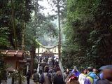 狭井神社とお山