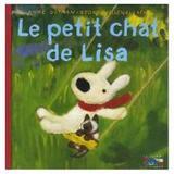 仏語版リサの子猫表紙