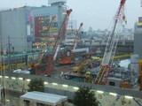 阿倍野近鉄百貨店建て替え工事2