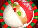 サンタのメロンパン