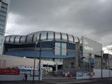 大阪市交通局のお隣の京セラ大阪ドーム