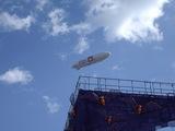 飛行船NTTドコモ