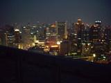 空中庭園から見た大阪駅南側の夜景1
