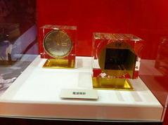 EXPO70当時の電波時計