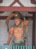 四天王寺の仁王様