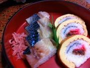 栄寿司さんのお寿司