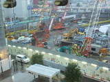 阿倍野近鉄百貨店の建て替え工事3