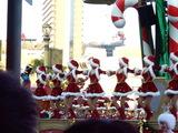 サンタのお姉さんのラインダンス3