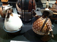 南米の陶器