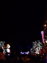 ホワイトクリスマスキャロル遠景
