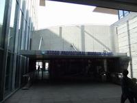 兵庫県立美術館エントランス